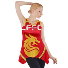 Hebei China Fortune F.C. Side Drop Tank Tunic