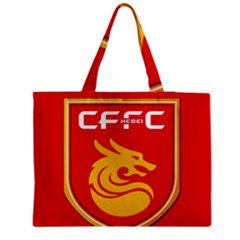 Hebei China Fortune F C  Medium Zipper Tote Bag