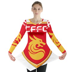 Hebei China Fortune F.C. Long Sleeve Tunic