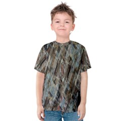 Abstract Chinese Background Created From Building Kaleidoscope Kids  Cotton Tee