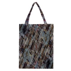Abstract Chinese Background Created From Building Kaleidoscope Classic Tote Bag