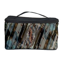 Abstract Chinese Background Created From Building Kaleidoscope Cosmetic Storage Case