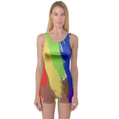 Hintergrund Tapete  Texture One Piece Boyleg Swimsuit