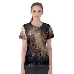 Fireworks Party July 4th Firework Women s Sport Mesh Tee