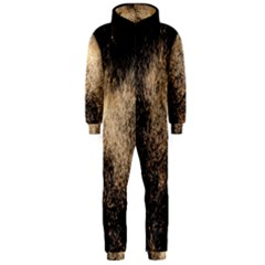 Fireworks Party July 4th Firework Hooded Jumpsuit (Men)
