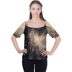 Fireworks Party July 4th Firework Women s Cutout Shoulder Tee