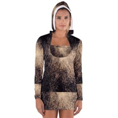 Fireworks Party July 4th Firework Women s Long Sleeve Hooded T-shirt