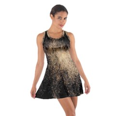 Fireworks Party July 4th Firework Cotton Racerback Dress