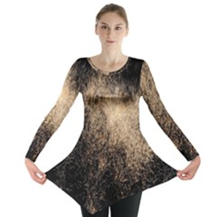 Fireworks Party July 4th Firework Long Sleeve Tunic