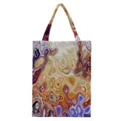 Space Abstraction Background Digital Computer Graphic Classic Tote Bag