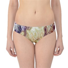 Space Abstraction Background Digital Computer Graphic Hipster Bikini Bottoms