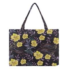 Wildflowers Ii Medium Tote Bag