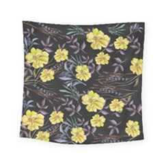 Wildflowers Ii Square Tapestry (small)
