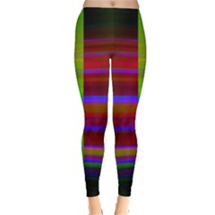Galileo Galilei Reincarnation Abstract Character Leggings