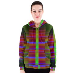 Galileo Galilei Reincarnation Abstract Character Women s Zipper Hoodie