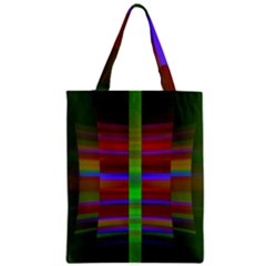 Galileo Galilei Reincarnation Abstract Character Zipper Classic Tote Bag