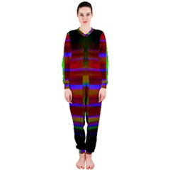 Galileo Galilei Reincarnation Abstract Character OnePiece Jumpsuit (Ladies)