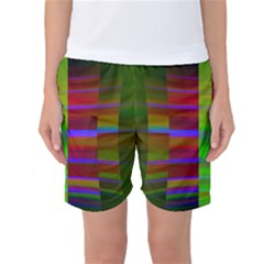 Galileo Galilei Reincarnation Abstract Character Women s Basketball Shorts