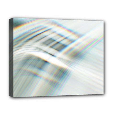 Business Background Abstract Deluxe Canvas 20  x 16