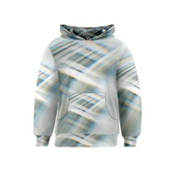 Business Background Abstract Kids  Pullover Hoodie