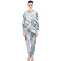Business Background Abstract Onepiece Jumpsuit (ladies)