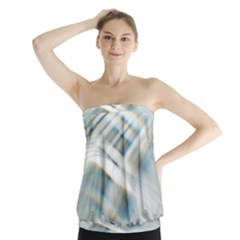 Business Background Abstract Strapless Top