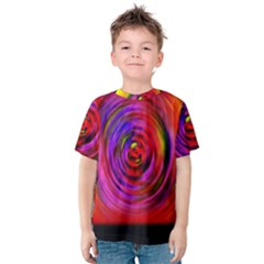 Colors Of My Life Kids  Cotton Tee