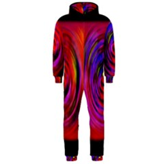 Colors Of My Life Hooded Jumpsuit (men)
