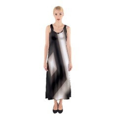 Abstract Hintergrund Wallpapers Sleeveless Maxi Dress
