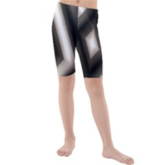 Abstract Hintergrund Wallpapers Kids  Mid Length Swim Shorts
