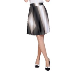 Abstract Hintergrund Wallpapers A-Line Skirt
