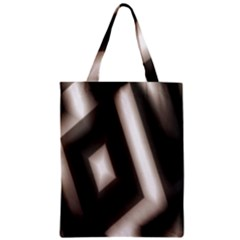 Abstract Hintergrund Wallpapers Zipper Classic Tote Bag