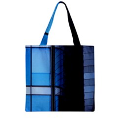 Modern Office Window Architecture Detail Grocery Tote Bag