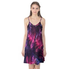 Abstract Fractal Background Wallpaper Camis Nightgown