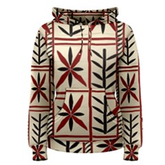 Abstract A Colorful Modern Illustration Pattern Women s Pullover Hoodie