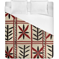 Abstract A Colorful Modern Illustration Pattern Duvet Cover (california King Size)