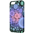 An Abstract Background Consisting Of Pastel Colored Circle Apple iPhone 5 Classic Hardshell Case View3