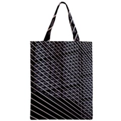 Abstract Architecture Pattern Classic Tote Bag