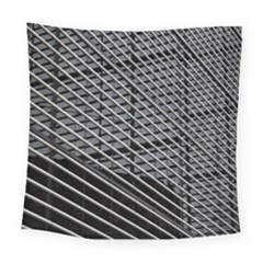 Abstract Architecture Pattern Square Tapestry (large)