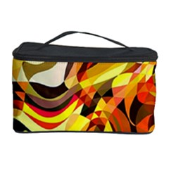 Colourful Abstract Background Design Cosmetic Storage Case