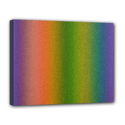 Colorful Stipple Effect Wallpaper Background Canvas 14  X 11