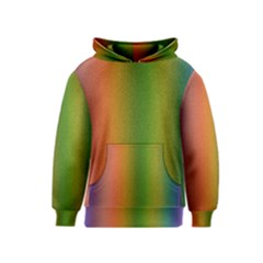 Colorful Stipple Effect Wallpaper Background Kids  Pullover Hoodie