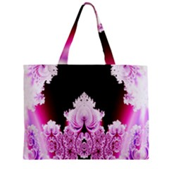Fractal In Pink Lovely Mini Tote Bag