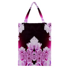 Fractal In Pink Lovely Classic Tote Bag