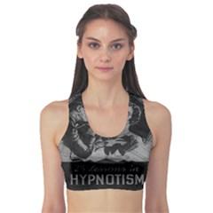 Vintage Hypnotism Sports Bra