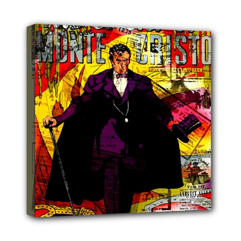 Monte Cristo Mini Canvas 8  x 8