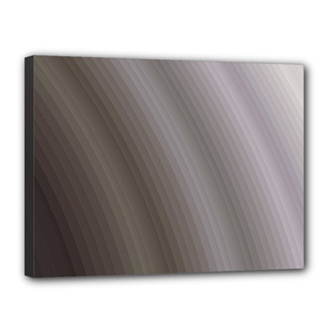 Fractal Background With Grey Ripples Canvas 16  X 12