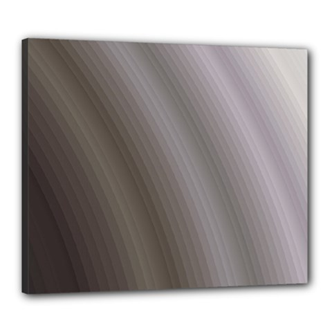 Fractal Background With Grey Ripples Canvas 24  x 20