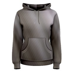 Fractal Background With Grey Ripples Women s Pullover Hoodie
