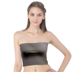 Fractal Background With Grey Ripples Tube Top